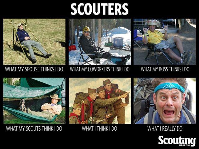 Daily Good Stuff 104: Boy Scouts