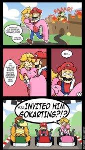 Funny-Comics---Mario-Kart