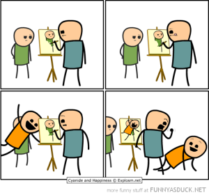 funny-cyanide-happiness-comic-photo-bomb-painting-pics