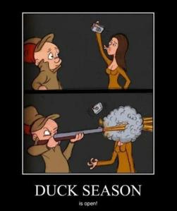 funny-demotivational-posters-duck-season