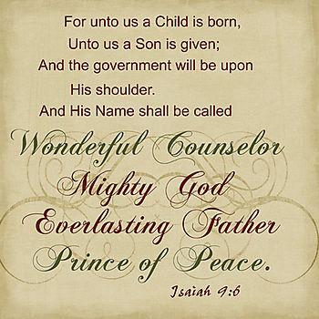 Isaiah9-6