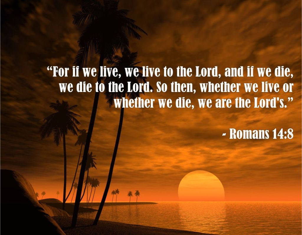 Bible Verse About Death 1