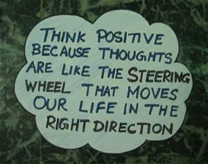 thinking and steering