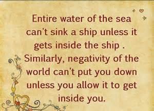 ship positive