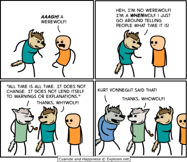 Funny Cyanide and Happiness Comic Strips