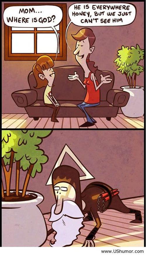 God cartoon clip art funny US Humor - Funny pictures, Quotes, Pics ___