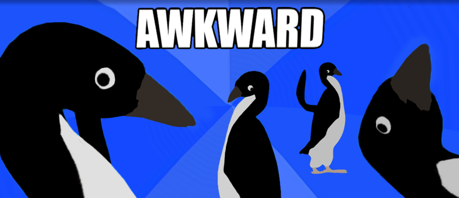 Daily Good Stuff 259: Socially Awkward Penguin